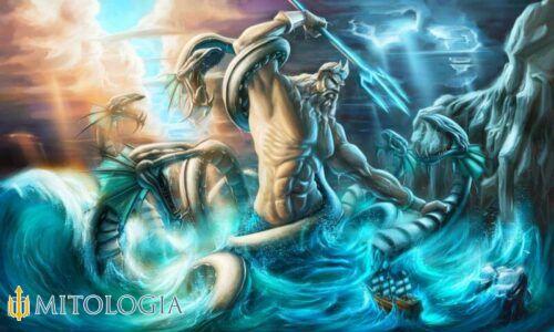Poseidón ––∈ El dios griego del Mar