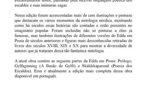 Prosa Edda: Prólogo