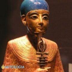 Ptah ––∈ Dios egipcio de los artesanos