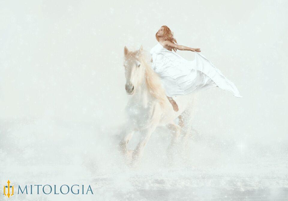 Epona ––∈ Diosa de los caballos y jinetes