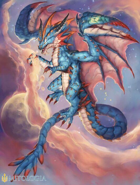 El rey Dragón chino