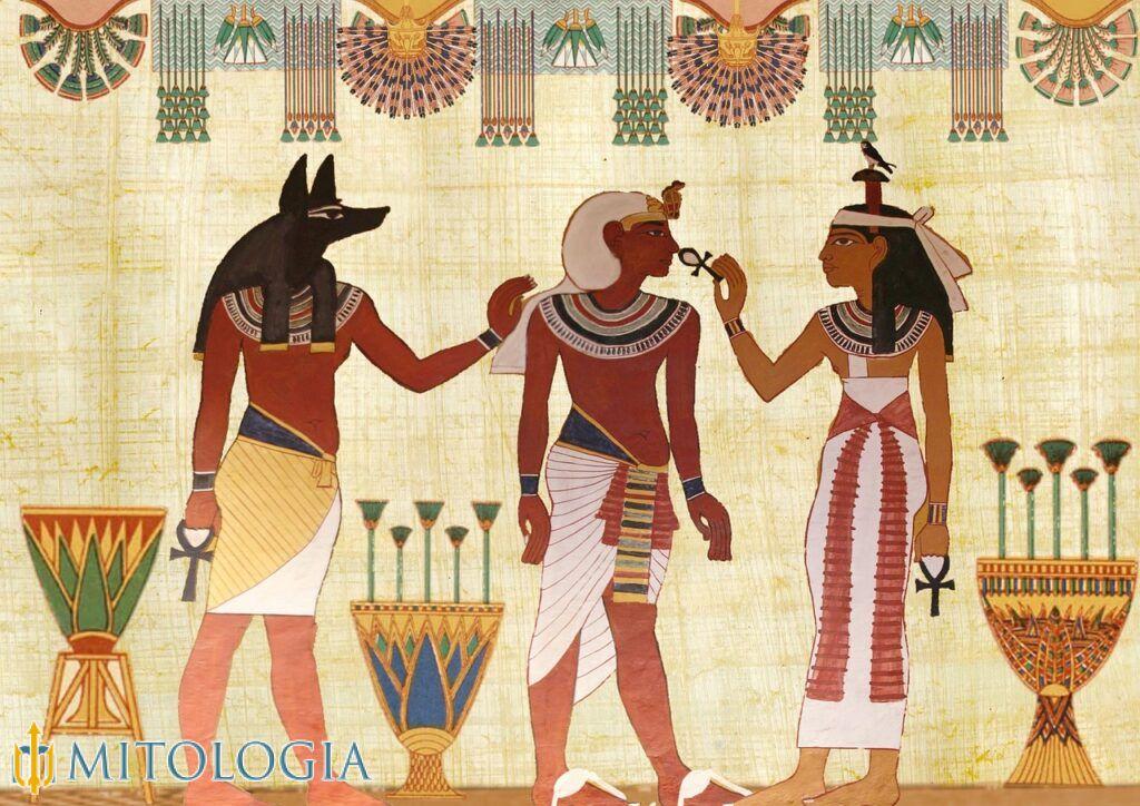 Sacerdotes Egípcios de Amun