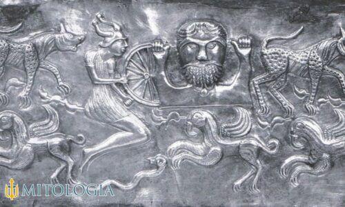 Taranis ––∈ Dios celta del Cielo y la Tormenta