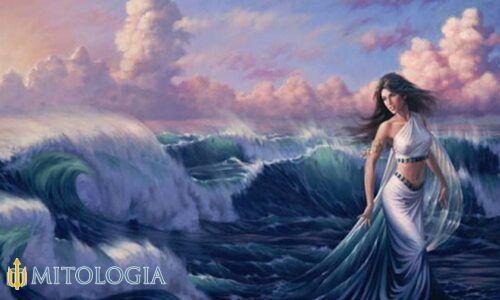 Tethys ––∈ Madre de las Oceánides