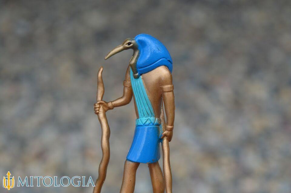Thoth ––∈ Dios de la escritura y la sabiduría