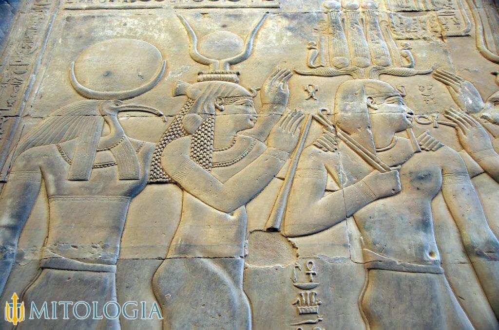 Thoth, el dios egípcio