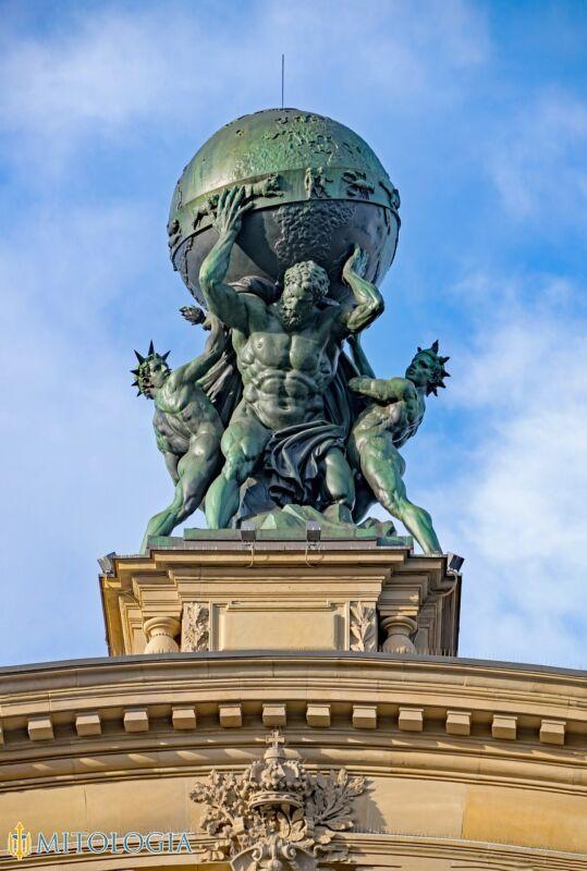 Atlas ––∈ el Titán Condenado