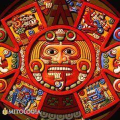 Tonatiuh ––∈ El quinto sol azteca