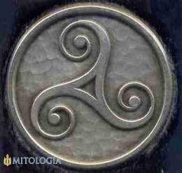 Triskel - Nudo de amor celta