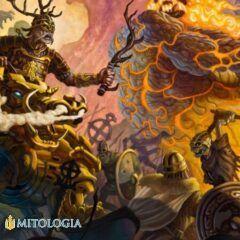 Tyr ––∈ El dios nórdico de la guerra