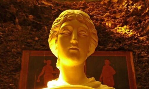 Vesta ––∈ La diosa romana del hogar