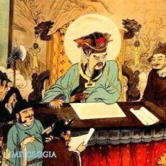 Wenchang Wang ––∈ El dios chino de la literatura y cultura