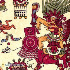 Xipe Totec ––∈ El dios azteca de la fertilidad