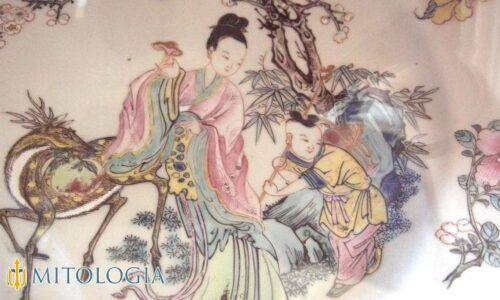 Xiwangmu ––∈ La diosa china guardiana de las mujeres