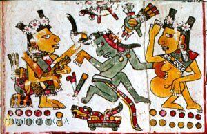 Xochiquetzal ––∈ La diosa azteca del amor
