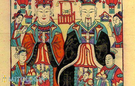 Zao Jun ––∈ El dios chino que vive en los fogones y chimeneas